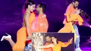 Nora Fatehi And Punit Pathak's Steamy Chemistry on 'Janam Janam' is Unmissable | Watch