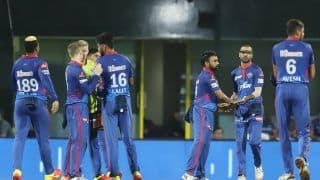 IPL 2021 Report: Mishra, Dhawan Star in Delhi Capitals' Six-Wicket Win Over Mumbai Indians