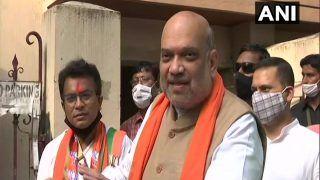 नंदीग्राम के बाद भवानीपुर में डटी भाजपा, शाह ने घर-घर जाकर चुनाव प्रचार किया