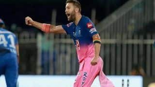 BIG Blow For Royals, Andrew Tye Pulls OUT of IPL 2021: Report