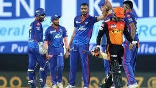 IPL 2021: Axar Patel Reveals How he Convinced Rishabh Pant to Give Him The Super Over