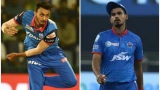 Shams Mulani Named COVID-19 Replacement for Axar Patel; Anirudha Joshi Replaces Injured Shreyas Iyer in Delhi Capitals