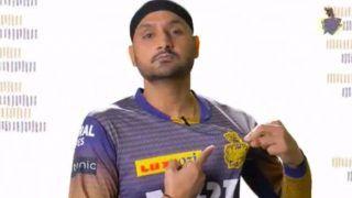 Ipl 2021 parthiv patel surprised to see harbhajan singh playing in srh vs kkr match 4577203