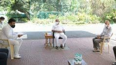 COVID19: Karnataka CM बीएस येदियुरप्पा बुखार के बाद बेंगलुरु के अस्पताल में भर्ती, दो दिन पहले निगेटिव थे