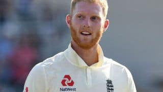 Ben Stokes Named Wisden's Leading Cricketer of the Year For Second Consecutive Year