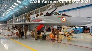 CASB Airmen Admit Card 2021: CASB जल्द जारी करेगा एयरमैन का Admit Card, इस Direct Link से कर सकेंगे डाउनलोड, जानें परीक्षा पैटर्न