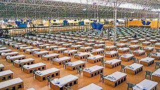 Delhi Covid Care Center: दिल्ली में 500 बिस्तरों का कोविड देखभाल केंद्र सोमवार से शुरू होगा, ITBP करेगी देखरेख