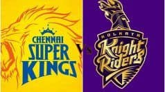 IPL 2021, KKR vs CSK, Live Score and Updates:???? ?? ???? ??? ?? ???????, ?????? ?? ???? ???? ???? ?? ?????