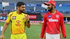 IPL 2021, PBKS vs CSK Live Updates and Score in Hindi: दीपक चाहर ने लिया 4-विकेट हॉल; पंजाब ने चेन्नई को 107 रन का लक्ष्य दिया