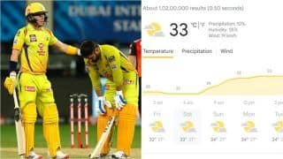 IPL 2021, CSK vs DC Match 2 in Mumbai: Predicted Playing XIs, Pitch Report, Weather Forecast, Toss Timing, Squads