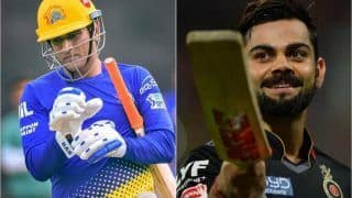 LIVE | IPL 2021, Match 19: Chennai, Bangalore Set For 'High-Voltage Battle' at Wankhede
