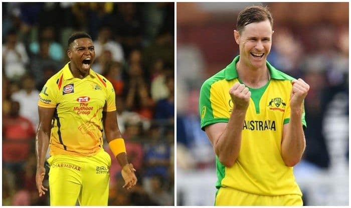 Ngidi, Jason to Miss CSK's Next Game