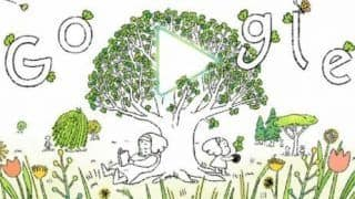 Earth Day 2021: Google Doodle Urges Everyone to Plant Seeds For a Brighter Future | Watch Video
