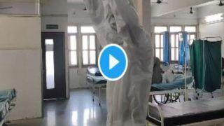 Covid-19 Doctors Dance Video: सोचना क्या जो भी होगा देखा जाएगा...पर डॉक्टर्स का मारक डांस, लोग बोले-वाह वाह वाह...