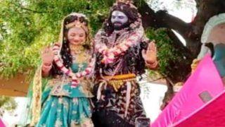 Unique Wedding Viral: कानपुर देहात में कमाल की शादी, शिव-पार्वती बनकर लिए सात फेरे, लोग हैरान