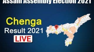 Chenga Assembly Constituency Result: AIUDF's Ashraful Hussain Wins From the Seat