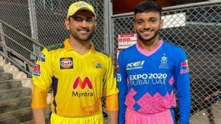 Chetan Sakariya's Inspiring Fanboy Post For CSK Skipper MS Dhoni After IPL 2021 Game is Going Viral