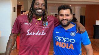 क्रिस गेल ने भले ही ज्यादा छक्के लगाए हों लेकिन IPL में मैंने चौके ज्यादा लगाए हैं: रोहित शर्मा