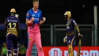 IPL 2021: KKR पर मिली जीत से गदगद हुए Chris Morris, साथी खिलाड़ियों की तारीफ में कही ये बात