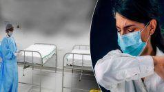 लखनऊ में कोरोना की स्थिति भयावह, 30 प्रतिशत हेल्थ वर्कर संक्रमित