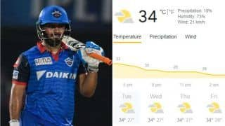 IPL 2021 DC vs MI, Match 13 at MA Chidambaram Stadium: Weather Forecast, Pitch Report, Betting Tips, Playing 11, Head to Head, Toss Time For Delhi Capitals vs Mumbai Indians