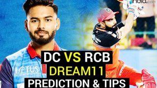 DC vs RCB Dream11 Team Prediction, Fantasy Tips VIVO IPL 2021: Captain, Vice-captain - Delhi Capitals vs Royal Challengers Bangalore, Probable XIs For Today's T20 Match 22 at Narendra Modi Stadium, Ahmedabad 7.30 PM IST April 27 Tuesday