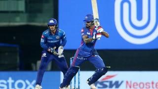 IPL 2021: मुंबई इंडियंस को हरा अंकतालिका में दूसरे नंबर पर पहुंची दिल्ली; ऑरेंज कैप पर धवन का कब्जा बरकरार