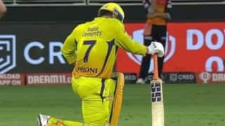Ipl 2021 a duck in ipl after 6 long years for ms dhoni in match against delhi capital 4575169