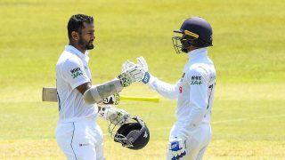 SL vs BAN, 1st Test: तिहरे शतक की ओर Dimuth Karunaratne, नाबाद पारी में जड़ चुके 25 बाउंड्री