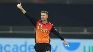 IPL 2021: The Bowlers Did a Fantastic Job to Restrict PBKS to Low Score - David Warner
