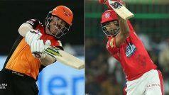 PBKS vs SRH IPL 2021 Live Cricket Score and Updates: हैदराबाद के 100 रन पूरे, पहली जीत के करीब टीम