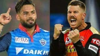 IPL 2021 SRH vs DC Head to Head: हैदराबाद के पास दूसरी जीत दर्ज करने का मौका, आंकड़े देते हैं वार्नर का साथ, डालें एक नजर