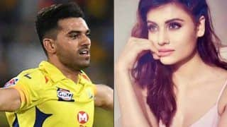 Ipl 2021 pbks vs csk malti chahar responds to brother deepak chahar match winning performance 4591307
