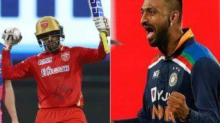 Ipl 2021 rr vs pbks krunal pandya started trending after deepak hooda 20 ball fifty against rajasthan royals 4579930