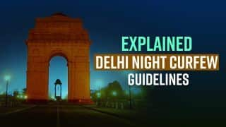 Explained : Delhi 10pm to 5am Night Curfew Guidelines, Exemptions, E-Pass