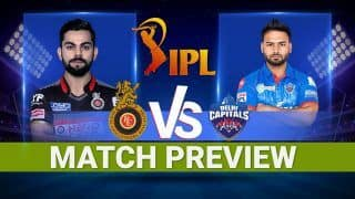 IPL 2021 Delhi Capitals vs Royal Challengers Bangalore Match Prediction: Probable XIs, Modi Stadium Pitch Report, Ahmedabad Weather