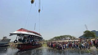 At Least 26 Dead as Launch Capsizes After Collision With Cargo Vessel in Bangladesh