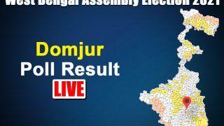 Domjur Assembly Election Result 2021: TMC's Kalyan Ghosh Wins