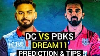 DC vs PBKS Dream11 Team Prediction VIVO IPL 2021: Captain, Vice Captain, Fantasy Playing Tips, Today's Probable XIs For Today's Punjab Kings vs Delhi Capitals T20 Match 11 at Wankhede Stadium, Mumbai 7.30 PM IST April 18 Sunday