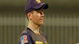 Eoin Morgan Fined Rs 12 Lakh For Slow Over Rate During KKR vs CSK IPL 2021 Match, Could Face Ban in Future