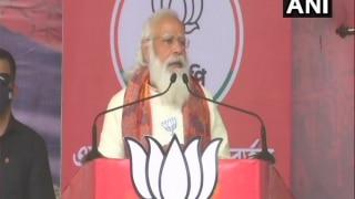 PM Modi Slams Mamata Banerjee Over TMC Leader Calling SC Voters 'Beggars By Nature'