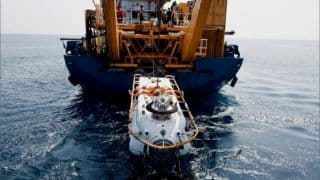 India Joins Search For Missing Indonesian Submarine With 53 Onboard