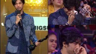 Filmfare Awards 2021: इरफान खान को मिला अवॉर्ड तो रो पड़े बेटे बाबिल, राजकुमार और आयुष्मान के भी निकले आंसू