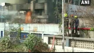 Maharashtra: 2 Workers Injured, 30 Others Rescued As Fire Breaks Out At Bajaj Healthcare Unit In Palghar