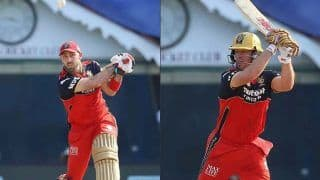 Ipl 2021 rcb vs kkr first time no 4 and no 5 batsmen of a team have scored 75 in the same innings in ipl history 4595144
