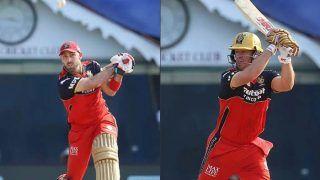 RCB vs KKR: मैक्सवेल-डीविलियर्स ने मिलकर रच दिया इतिहास, पहली बार IPL में हुआ ऐसा
