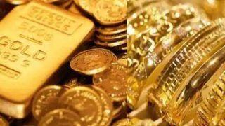 Gold Rate Today 14 May 2021: अक्षय तृतीया से पहले आज इतना सस्ता हुआ सोना, जानिए 10 ग्राम गोल्ड का रेट