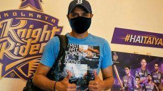 IPL 2021: Harbhajan Singh Gets Maiden KKR Cap, Debuts Against SRH in Chennai