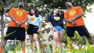 'The Pandyas SWAG' - Hardik-Natasa Shake a Leg With Krunal & His Wife | WATCH