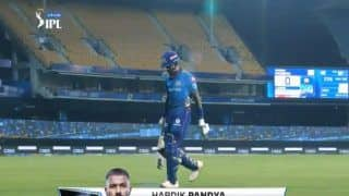 Hardik Pandya Trolled After Golden Duck During Mumbai Indians-Delhi Capitals IPL 2021 Game | SEE POSTS